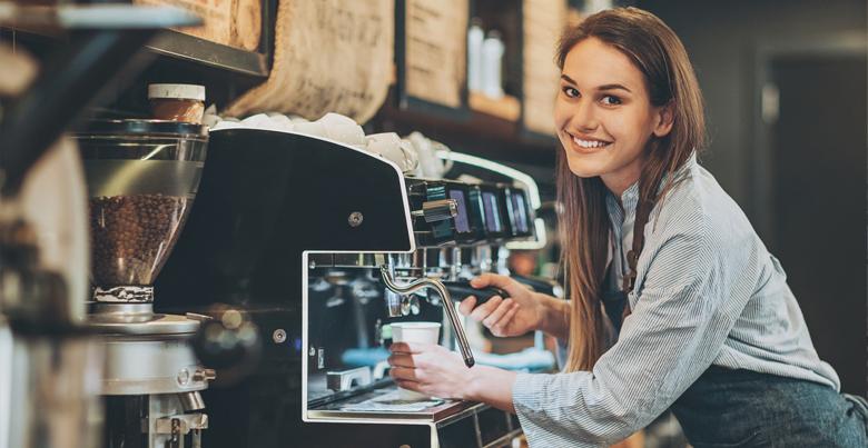 Koffieautomaat huren