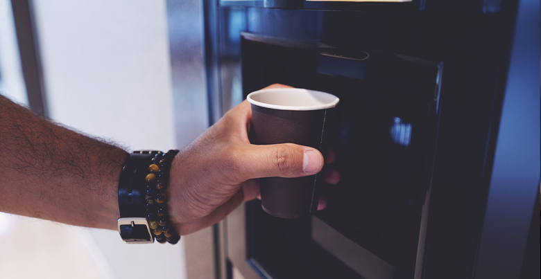 Kies voor een professionele betalende koffieautomaat